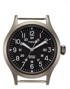 Timex 'Scout Brook' 40mm watch