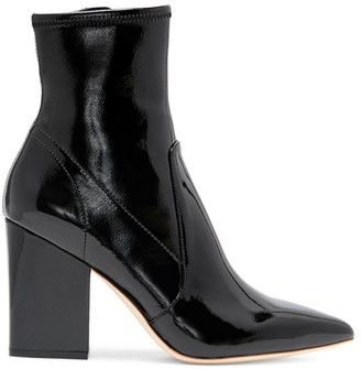 Loeffler Randall Isla Patent Leather Ankle Boots