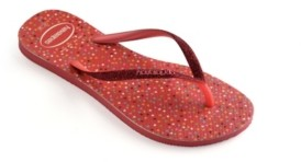 Havaianas Women's Slim Carnaval Flip Flops Women's Shoes