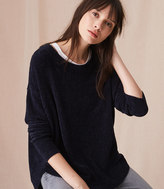 LOFT Lou & Grey Chenille Sweater