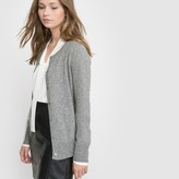 La Redoute R essentiel Long-Sleeved Cashmere Cardigan
