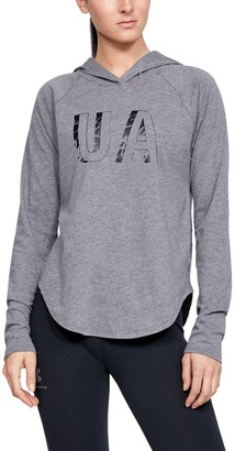 Under Armour Women's UA Baseball Long Sleeve T-Shirt