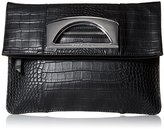 BCBGeneration The Charmed Foldover Clutch