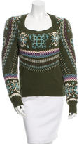 Emilio Pucci Wool Knit Sweater w/ Tags