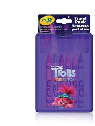 Crayola Mini Travel Pack - Trolls World Tour
