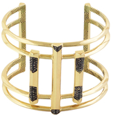 House Of Harlow Defined Deco Cuff