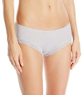 Only Hearts Women's Organic Cotton Hipster Panty