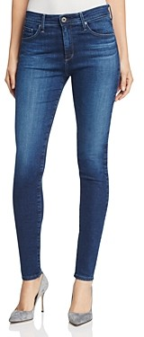 AG Jeans Farrah High Rise Skinny Jeans in Paradox