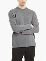 Acne Studios Grey Wool Kicha Sweater