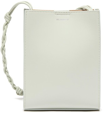 Jil Sander 'Tangle' braided shoulder strap leather small crossbody bag