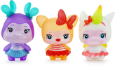 Little Tikes Squeezoos Character Three-Pack Set