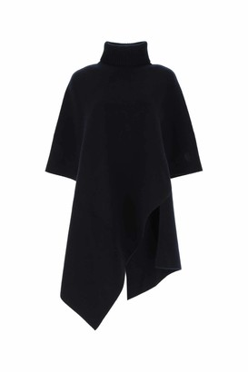 Chloé Turtleneck Knitted Cape