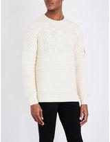 Belstaff Waresley Chunky-knit Jumper