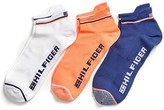 Tommy Hilfiger Athletic No Socks 3pk Show