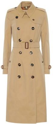 Burberry Chelsea cotton trench coat