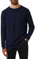Topman Slim Fit Ribbed Sweater