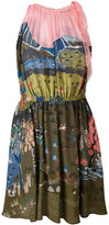Valentino Garden Of Delight dress - women - Silk - 40