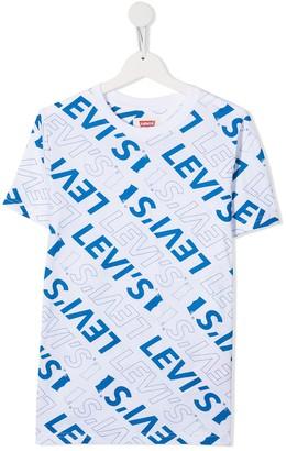 Levi's TEEN logo T-shirt