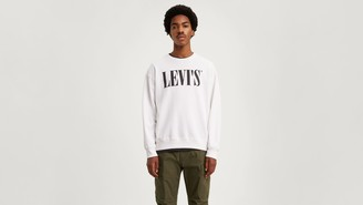 Levi's Relaxed Graphic Crewneck Sweatshirt