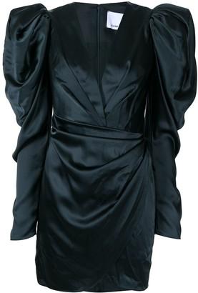 Acler Irwin balloon-sleeve dress