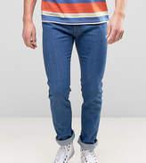 Levi's Levis 505c Slim Fit Orange Tab Jean True Blues Wash