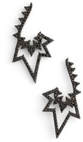 Azaara Spike Drop Earrings
