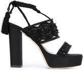 Alberta Ferretti strappy sandals