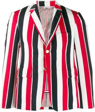 Thom Browne Striped Blazer Jacket