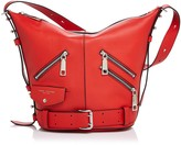 Marc Jacobs The Sling Motorcycle Leather Hobo