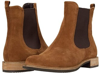 Ecco Shape 25 Ankle Boot (Camel) Women's Boots