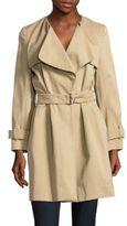 Sandro Malena Cotton Trench Coat