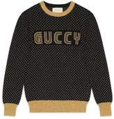 Gucci Guccy knit top