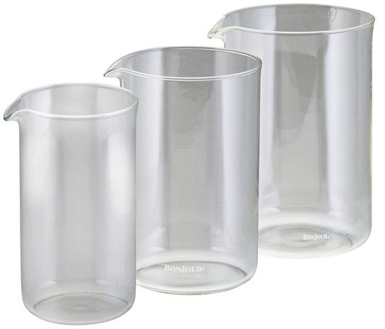Bonjour french press replacement carafes