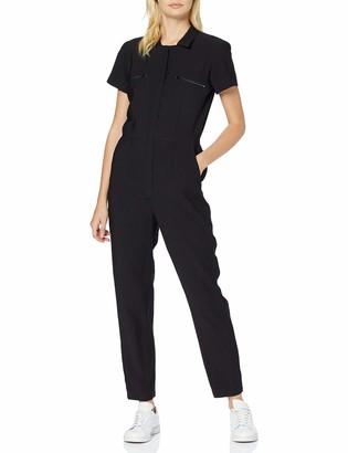 Dolores Promesas Women's PV19 2026BNEGRO Playsuit Black (Negro 00) 16 (Size:44)