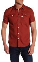 G Star Tacoma Spread Collar Woven Shirt