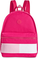 Tommy Hilfiger Colorblock Canvas Basic Backpack