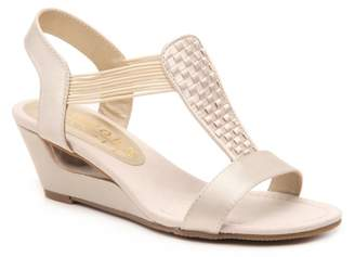 New York Transit Veer Closer Wedge Sandal