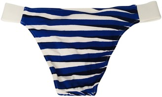 La Perla Blue Lycra Swimwear for Women