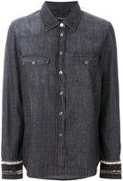 7 For All Mankind denim shirt - women - Cotton - S