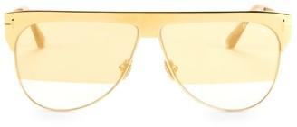 Tom Ford Winter 69MM Aviator Sunglasses