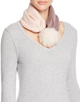 UGG Convertible Snood Scarf with Toscana Trim