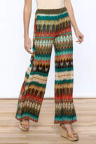 Auditions Printed Palazzo Pant