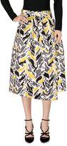 Paule Ka 3/4 length skirts