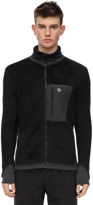 Mountain Hardwear Monkey Man/2 Jacket W/ High Collar