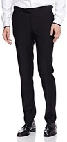 The Kooples Slim Fit Tuxedo Trousers