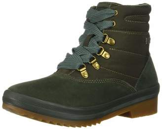 Keds Women's Camp Boot Suede + Nylon Thinsulate Wcx Boot