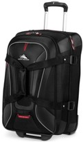 High Sierra Adventure Travel Rolling Duffel Bag