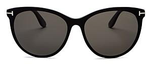 Tom Ford Women's Maxim Polarized Cat-Eye Sunglasses, 59mm