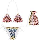Missoni Triangle Bikini
