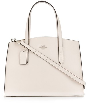 Coach Charlie Carryall tote bag